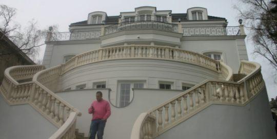 Algériai Nagykövetség rezidenciája