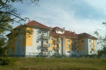 60 lakásos lakóépület, Budapest, XX. Királyhágó utca