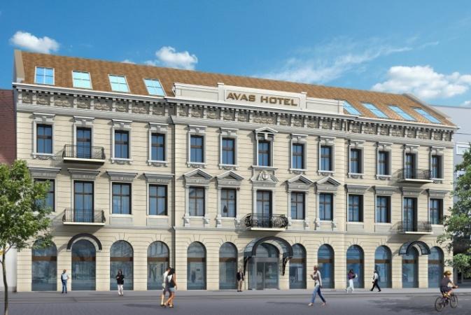 Hotel**** Avas Miskolc