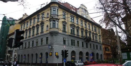 Budapest, VI. Király utca
