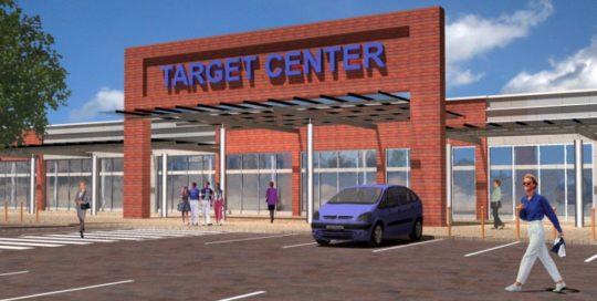 Target bevásárlóközpont