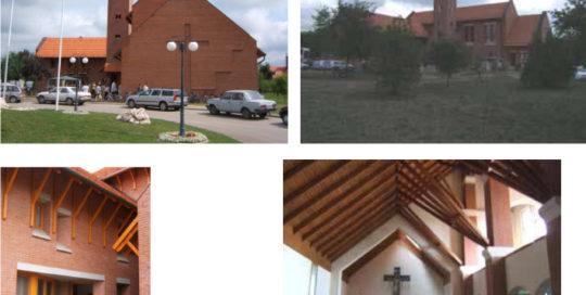 Katolikus Templom, Cserkeszőlő